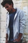 Mens Zipper Fleece